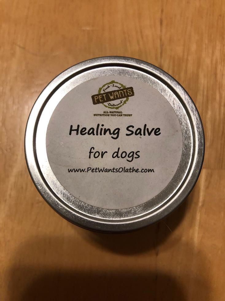 Healing Salve for Dogs - SMALL